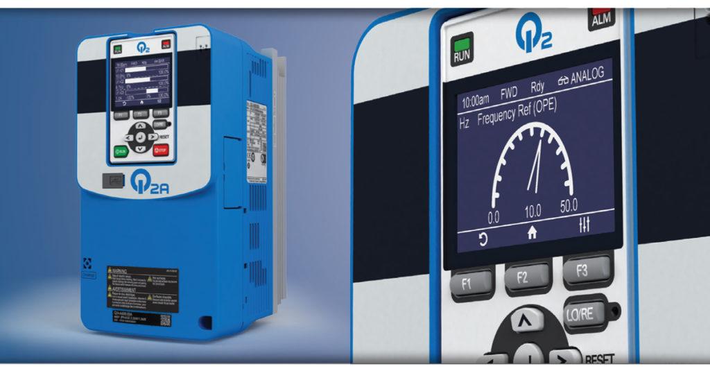 INVITATION – Electro Performance introducerer de nye Q2A frekvensomformere fra Omron